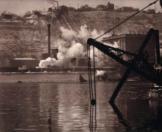Pittsburgh by Alvin Langdon Coburn