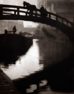 Regents Canal by Alvin Langdon Coburn