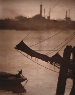 Wapping by Alvin Langdon Coburn
